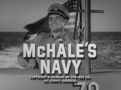 "McHale's Navy S01 E01 ""An Ensign for McHale"""